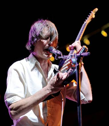 Anyone remember when Pavement played Huntridge Theatre? Stephen Malkmus does.