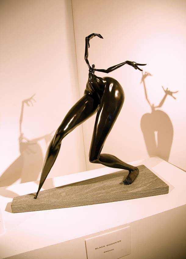 Art at the Erotic Heritage Museum