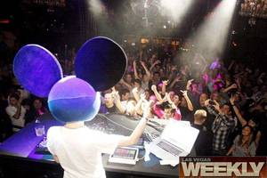Deadmau5 @ Body English