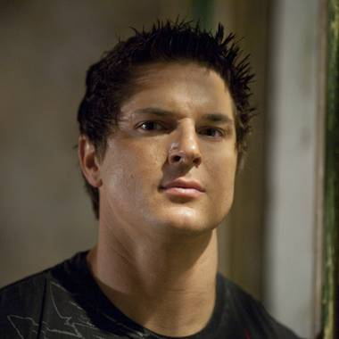 Zak Bagans, lead investigator on Travel Channel's Ghost Adventures.