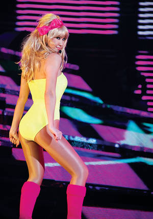 Coco Lee debuted her World Tour at Wynn Las Vegas this past July 3.