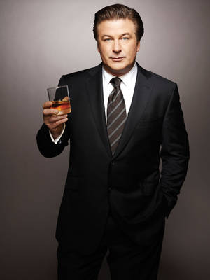 Alec Baldwin, star of <em>30 Rock</em>, number nine on Josh Bell's best picks in TV for 2010.
