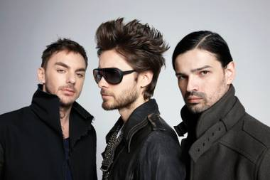 30 Seconds to Mars returns to Sin City to top off 2010 at the Pearl.
