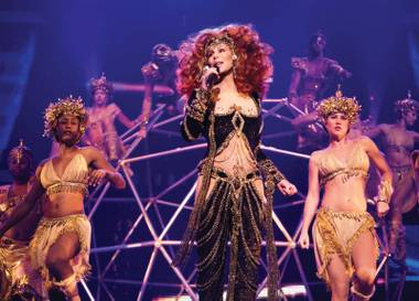 Cher's Vegas finale felt rote and rushed to Steve Friess.