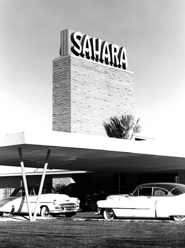 Old-school Sahara