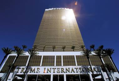 Pity the poor souls trying to make that Trump International Hotel