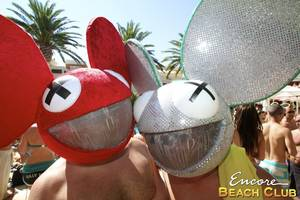 Deadmau5 @ Encore Beach Club