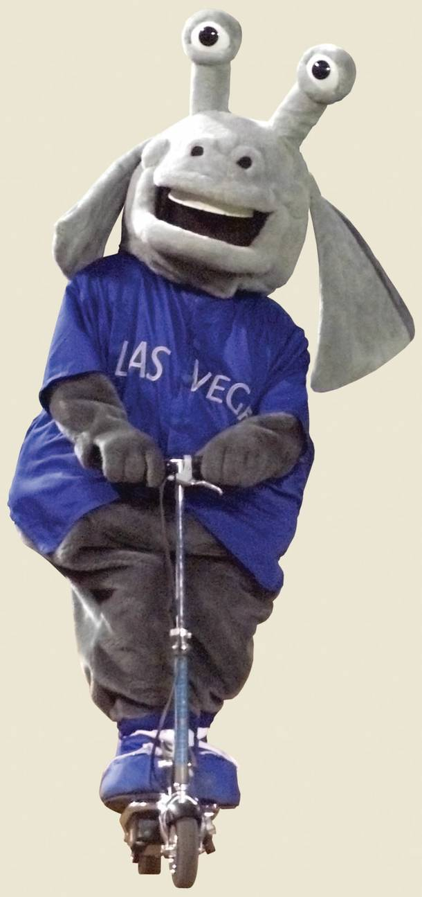 Labor Day Weekend marks the close of the Las Vegas 51s season.