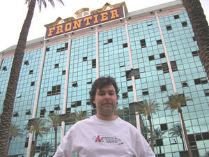 A lot of things have come and gone since Friess started writing about Vegas (but we hope he still has that T-shirt).
