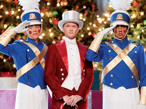 If this doesn't make you crave Christmas, it may cause you to rethink those Nutcracker tickets.