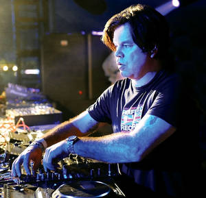 Making it rain: Paul Oakenfold brings his Perfecto party to a close at the Palms this weekend.