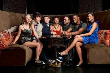 "The cast of ""The Real World: Las Vegas,"" 2011 edition."