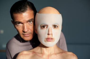 Antonio Banderas has a plan involving Elena Anaya in Pedro Almodovar's creepy 'The Skin I Live in.'