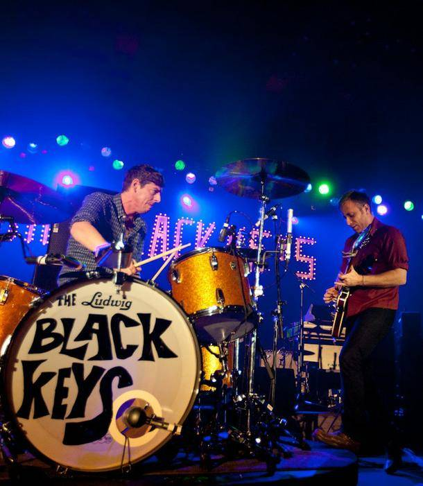 The Black Keys play the Chelsea Ballroom.
