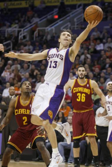 Steve Nash and the Phoenix Suns have been particularly under-rific lately.