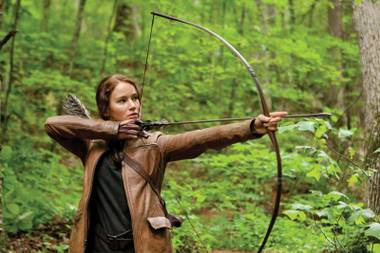 Jennifer Lawrence nails the part of Katniss, but the rest of The Hunger Games leaves us wanting more.