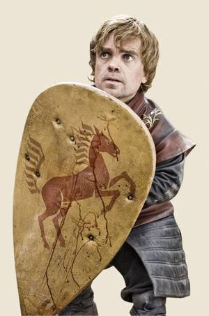 Say it with us ... Tyrion rules!