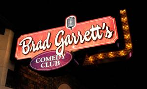 Brad Garrett's Comedy Club VIP Grand Opening at MGM Grand on Thursday, March 29, 2012.