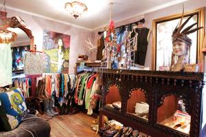 Gypsy Den packs a lot of fashion into its tiny Downtown digs.