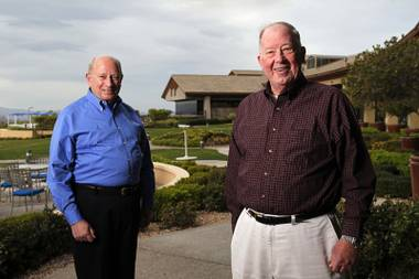 Robert Frank and Tim Stebbins ended up arrested after trying to help their HOA, Sun City Anthem, avoid a financial and legal issue.
