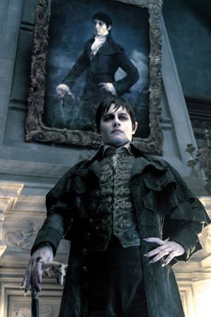 Johnny Depp stars in the remake of the 1970s soap <em>Dark Shadows</em>.