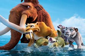 The <em>Ice Age</em> franchise returns ... again.
