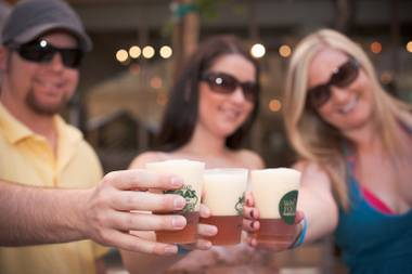 Ken Miller couldn't get enough of this year's installment of the Great Vegas Festival of Beer