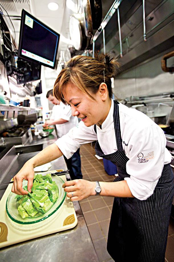 China Poblano chef Shirley Chung.