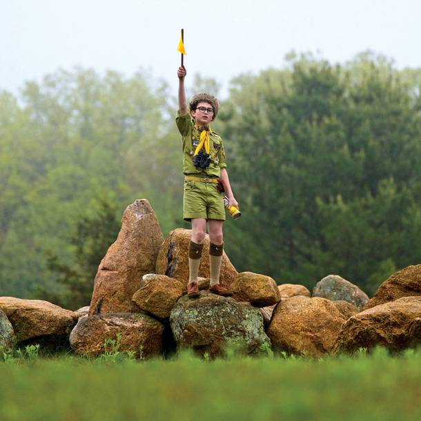 Wes Anderson's Moonrise Kingdom