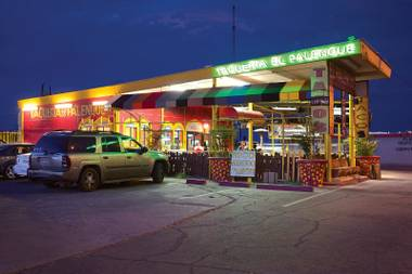 The very definition of a hidden treasure: Taqueria el Palenque.