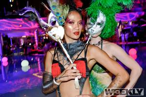 Midsummer Lingerie Masquerade @ Palms Pool and Bungalows