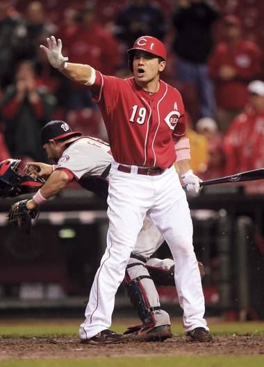 Cincinnati's Joey Votto