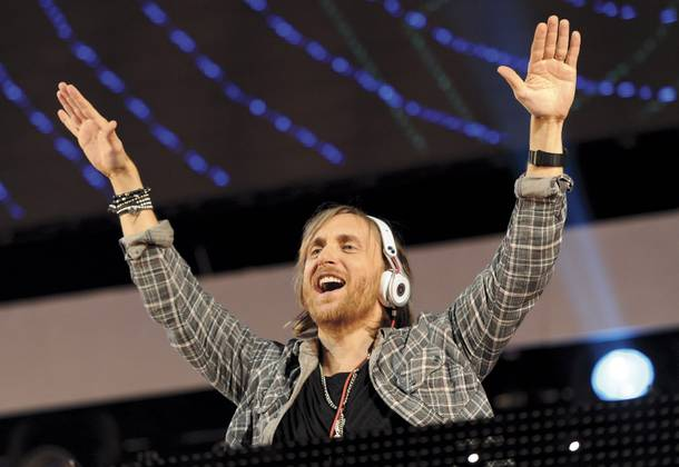 None Betta than Guetta: David, ranked No. 1 in DJ Mag's 2011 rankings, hits Encore Beach Club and XS September 2.