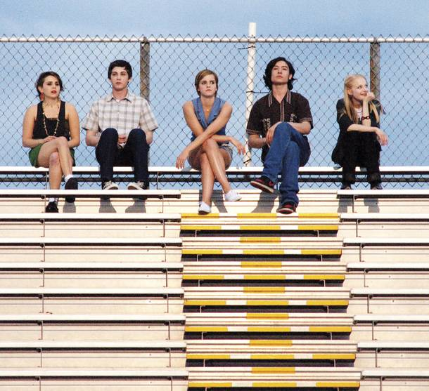 Coming-of-age saga The Perks of Being a Wallflower