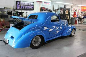 A 1935 Chevy Master Coupe featured on History Channel's <em>Counting Cars</em>