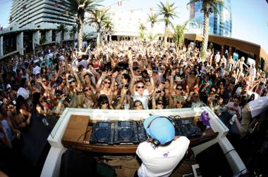 Marquee Dayclub closes for the season this Sunday.