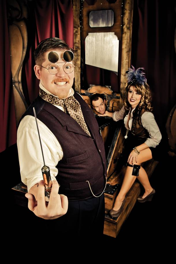 Dr. Havock's Sideshow of Curiosities