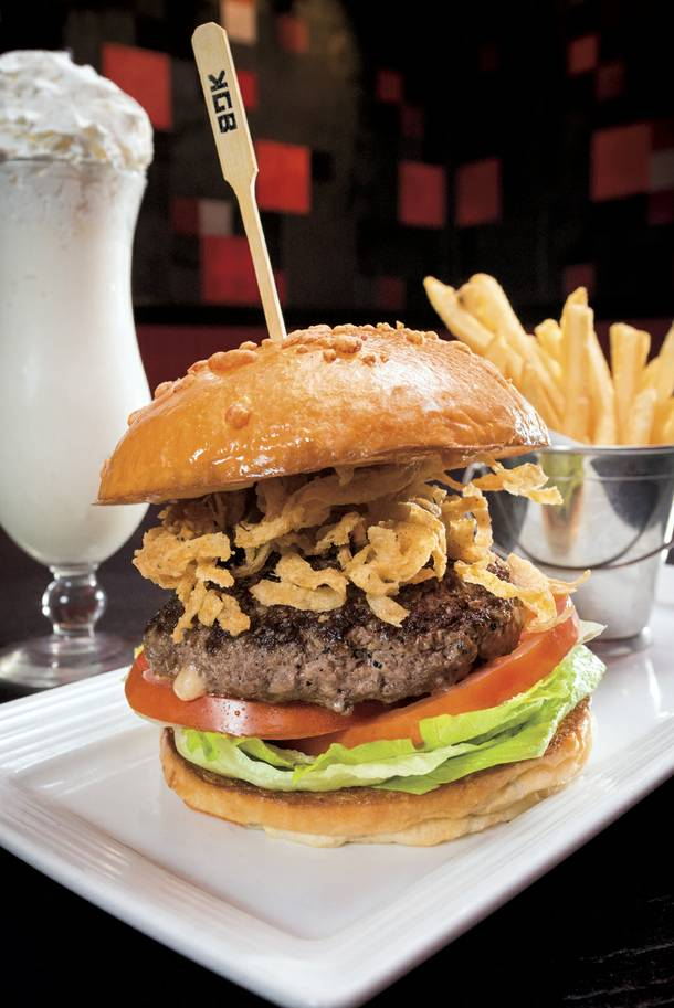 Behold, the Las Vegas Weekly Burger!