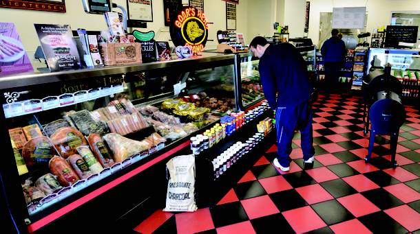 Ron Lutz's Butcher Block reflects his decades of experience, including more than 10 years as Treasure Island's head butcher.