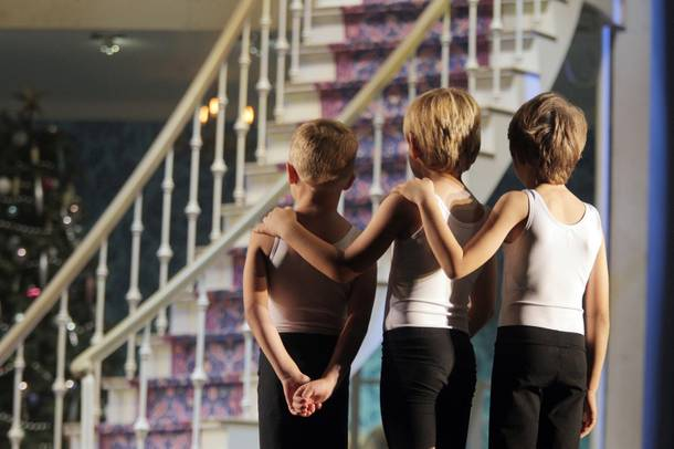 This year's production features more than 150 cast members, including 109 children from the Academy of Nevada Ballet Theatre and NBT's Education and Outreach programs.