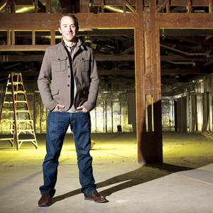 North Carolina native is overseeing Zappos' move Downtown and creating the