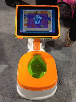 CTA Digital's iPotty