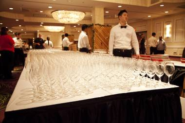 Get your glass ready: UNLVino will expand to four days of fundraising events for its 39th year.