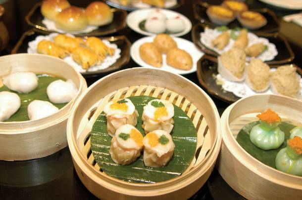 Ping Pang Pong is one of Las Vegas' most popular dim sum destinations.
