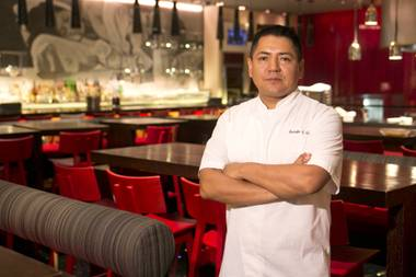 Chef Rodolfo Guzman started as a dishwasher at Jaleo in Washington, D.C.