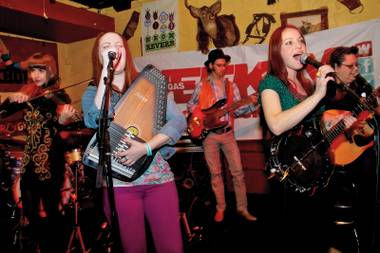 The October festival presents its final Downtown music showcase during August's First Friday.