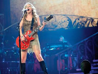 Taylor Swift will join in on this weekend's Academy of Country Music fun.