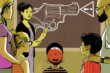 However parents feel about guns, deciding how to inform their kids and keep them safe is very personal.