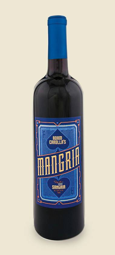 Ken Miller tries Mangria. The results aren't good.
