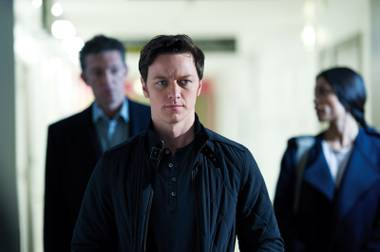 James McAvoy stars in the twisty-turny Trance.